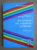 Anticariat: Aura Giga - Dictionar de termeni literari pentru elevi