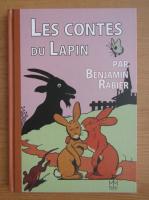 Anticariat: Benjamin Rabier - Les contes du lapin