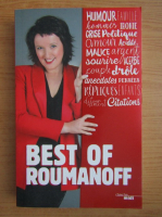Anticariat: Best of roumanoff. Pensees, repliques et anecdotes
