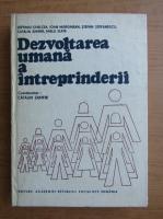 Catalin Zamfir - Dezvoltarea umana a intreprinderii