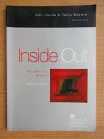 Anticariat: Ceri Jones - Inside out. Advanced. Student's book