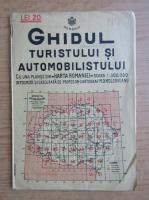 Anticariat: Ghidul turistului si automobilistului, nr. 7 (1935)