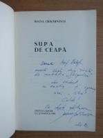 Anticariat: Ioana Craciunescu - Supa de ceapa (cu autograful si dedicatia autorului pentru Balogh Jozsef)