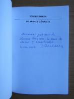 Anticariat: Ion Bulborea - Pe aripile gandului (cu autograful autorului)