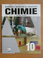 Ionela Alan - Chimie. Manual pentru clasa a X-a (2005)