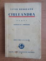 Anticariat: Liviu Rebreanu - Ciuleandra (1933)
