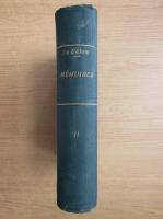 Anticariat: Memories du chancelier. Prince de Bulow (volumul 2, 1930)