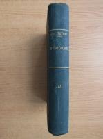 Anticariat: Memories du chancelier. Prince de Bulow (volumul 3, 1930)