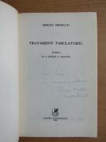 Anticariat: Mircea Nedelciu - Tratament fabulatoriu (cu autograful autorului)