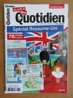 Anticariat: Revista Mon Quotidien, nr. 60, iunie 2017