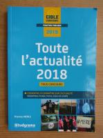 Anticariat: Thomas Merle - Toute l'actualite 2018