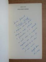 Anticariat: Virgiliu Ene - Folcloristi romani (cu autograful autorului)