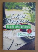 Anticariat: David Delbarre - Le cahier de vacances pour les ecoels d'ingenieures
