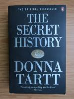 Donna Tartt - The secret history