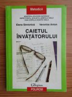 Anticariat: Elena Simionica - Caietul invatatorului
