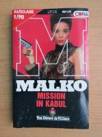 Anticariat: Gerard de Villiers - Malko. Mission in Kabur