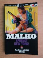 Anticariat: Gerard de Villiers - Malko. Sprengt New York