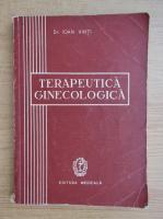 Ioan Vinti - Terapeutica ginecologica