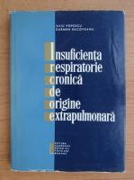 Anticariat: Iuliu Popescu - Insuficienta respiratorie cronica de origine extrapulmonara