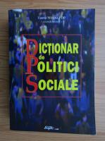 Anticariat: Luana Miruna Pop - Dictionar de politici sociale