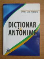 Anticariat: Marius-Emil Dulgheru - Dictionar de antonime