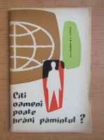 Anticariat: N. S. Stanescu - Cati oameni poate hrani Pamantul?