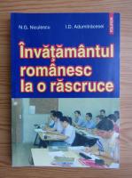 Anticariat: Niculae G. Niculescu - Invatamantul romanesc la o rascruce