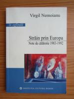 Virgil Nemoianu - Strain prin Europa