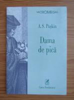 A. S. Puskin - Dama de pica