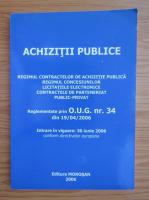 Anticariat: Achizitii publice 2006