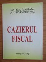 Anticariat: Cazierul fiscal