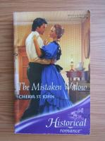 Cheryl St. John - The mistaken widow