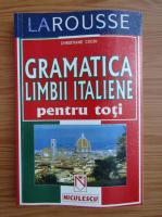 Christiane Cochi - Gramatica limbii italiene pentru toti