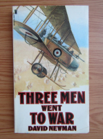 Anticariat: David Newman - Three men went to war