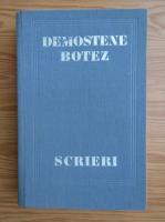 Anticariat: Demostene Botez - Scrieri (volumul 3)