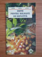Diete pentru bolnavii de hepatita