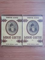 Dumitru Almas - Miron Costin (2 volume, 1939)