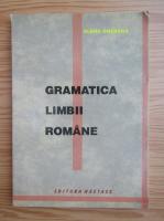 Anticariat: Elena Gherega - Gramatica limbii romane