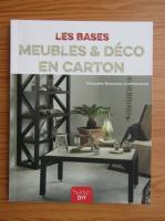 Anticariat: Francoise Manceau Guilhermond - Les babes meubles et deco en carton