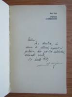 Ion Noja - Poduri suspendate (cu autograful autorului)