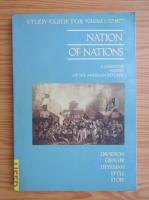 James West Davidson - Study guide for nation of nations (volumul 1)