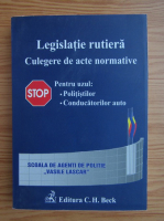 Anticariat: Legislatie rutiera. Culegere de acte normative