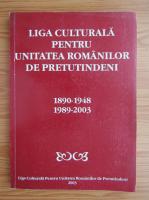 Anticariat: Liga culturala pentru unitatea romanilor de pretutindeni