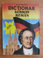 Anticariat: Mihai Isbasescu - Dictionar german roman