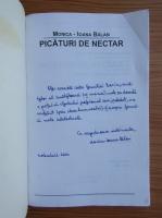 Anticariat: Monica Ioana Balan - Picaturi de nectar (cu autograful autoarei)
