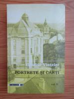 Anticariat: Onufrie Vinteler - Portrete si carti (volumul 2)