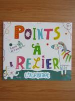 Points a relier l'alphabet