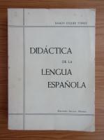 Ramon Esquer Torres - Didactica de la lengua espanola