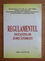 Anticariat: Regulamentul instantelor judecatoresti