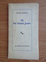Samuel Beckett - Oh les beaux jours